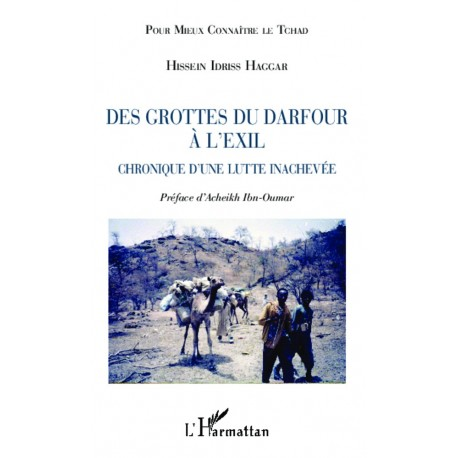 Des grottes du Darfour à l'exil Recto