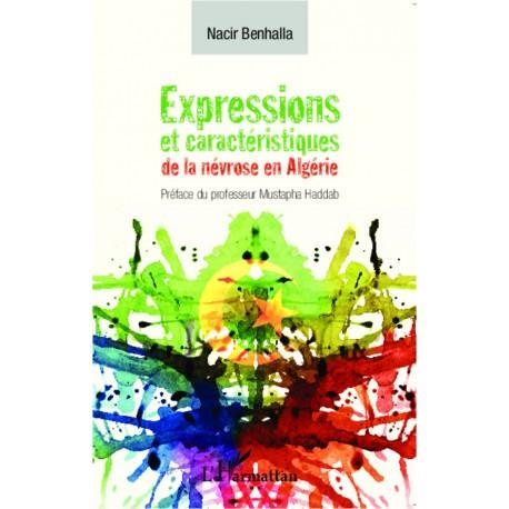 Expressions et caractéristiques de la névrose en Algérie Recto