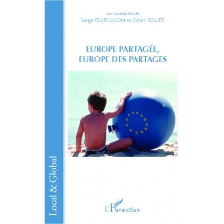 Europe partagée, Europe des partages Recto