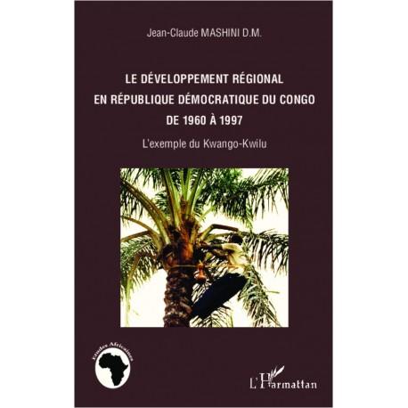 Développement régional en République Démocratique du Congo de 1960 à 1997 Recto