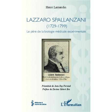 Lazzaro Spallanzani Recto