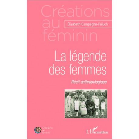 La légende des femmes Recto