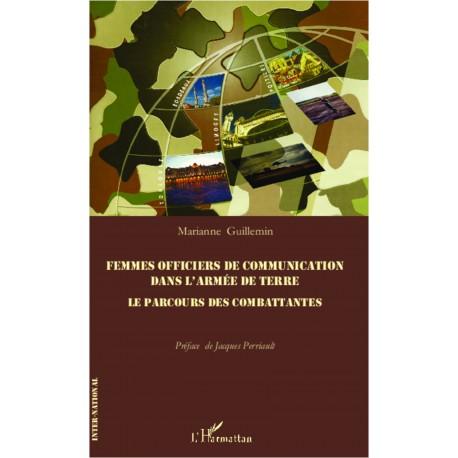 Femmes officiers de communications dans l'armée de terre Recto