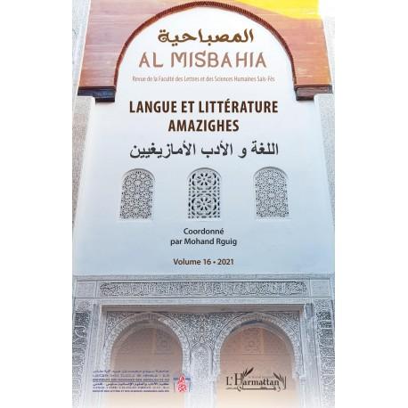 Langue et littérature amazighes Recto