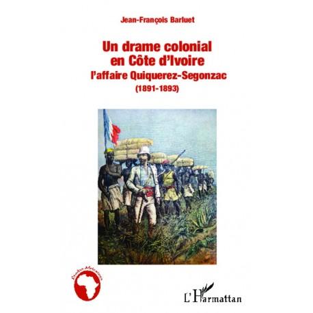 Un drame colonial en Côte d'Ivoire Recto