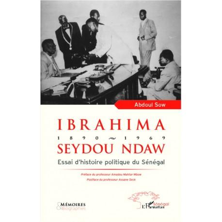 Ibrahima Seydou Ndaw 1890-1969 Recto