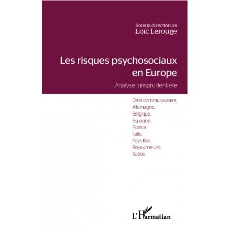 Les risques psychosociaux en Europe Recto