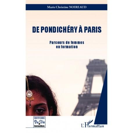 De Pondichéry à Paris Recto