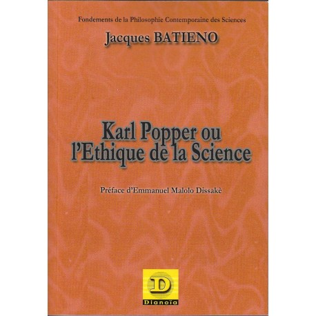 Karl Popper ou l'éthique de la science Recto