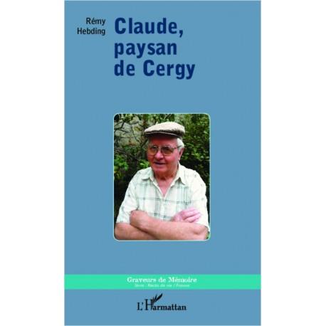 Claude, paysan de Cergy Recto