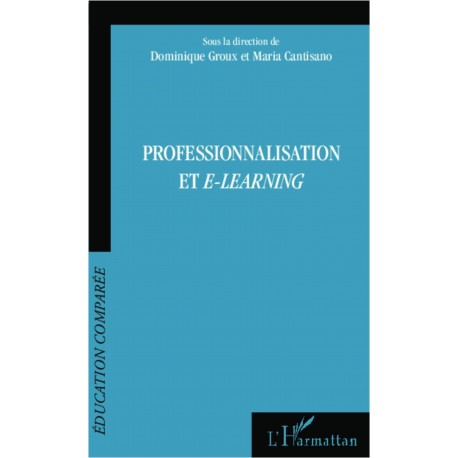 Professionnalisation et e-learning Recto