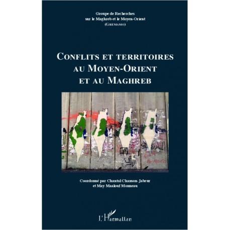 Conflits et territoires au Moyen-Orient et au Maghreb Recto