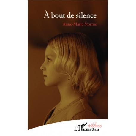 A bout de silence Recto