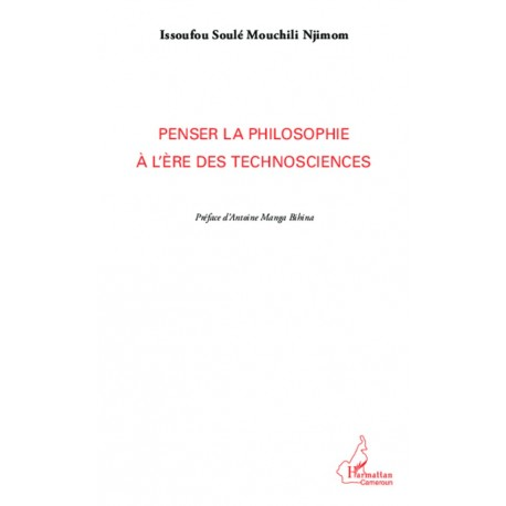 Penser la philosophie à l'ère des technosciences Recto