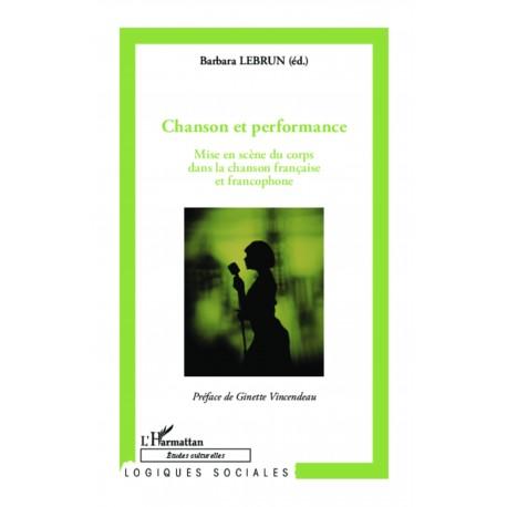 Chanson et performance Recto