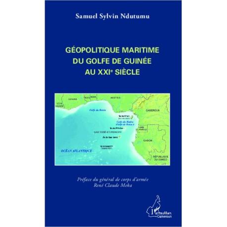 Géopolitique maritime du golfe de Guinée au XXIe siècle Recto