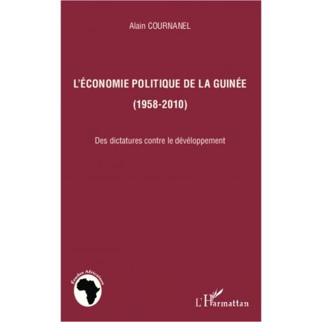 L'économie politique de la Guinée (1958-2010) Recto