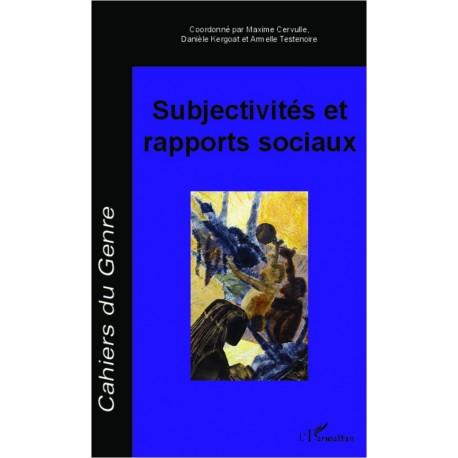 Subjectivités et rapports sociaux Recto