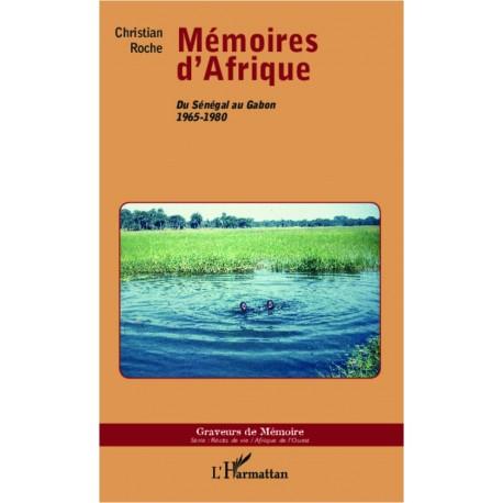 Mémoires d'Afrique Recto