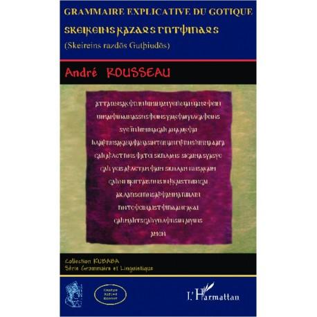 Grammaire explicative du Gotique Recto