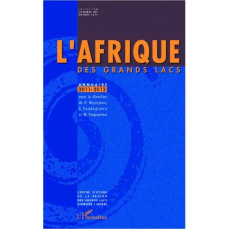 L'Afrique des Grands Lacs Recto