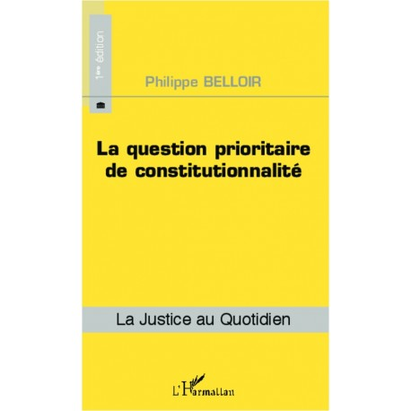 La question prioritaire de constitutionnalité Recto