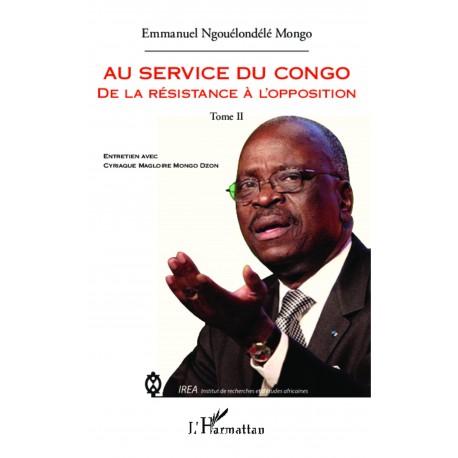 Au service du Congo (Tome 2) Recto