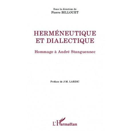 Herméneutique et dialectique Recto