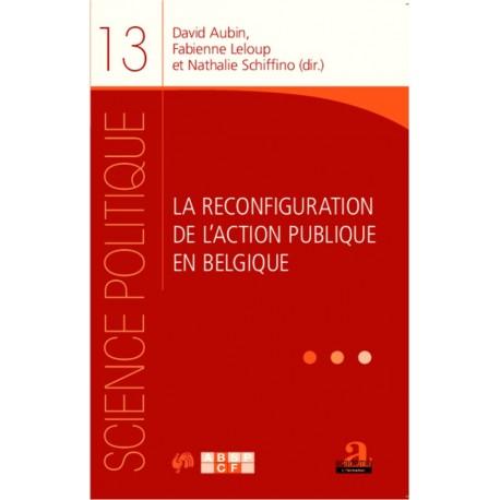 La reconfiguration de l'action publique Recto
