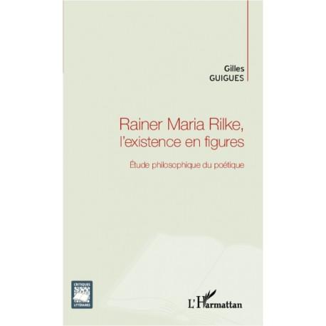 Rainer Maria Rilke, l'existence en figures Recto