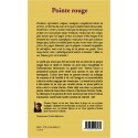 Pointe rouge Verso