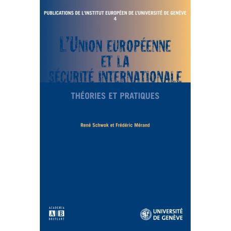 L'Union Européenne et la sécurité internationale Recto