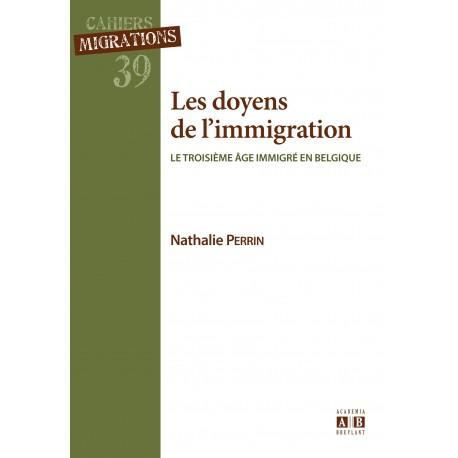 LES DOYENS DE L'IMMIGRATION Recto