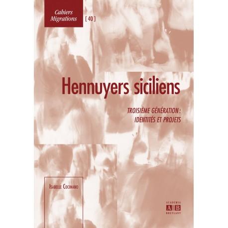 HENNUYERS SICILIENS Recto
