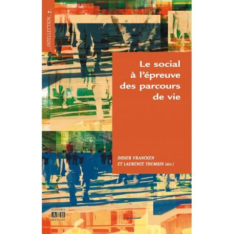 LE SOCIAL A L'EPREUVE DES PARCOURS DE VIE Recto