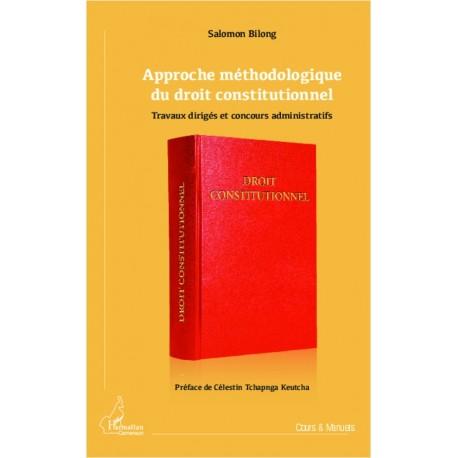 Approche méthodologique du droit constitutionnel Recto