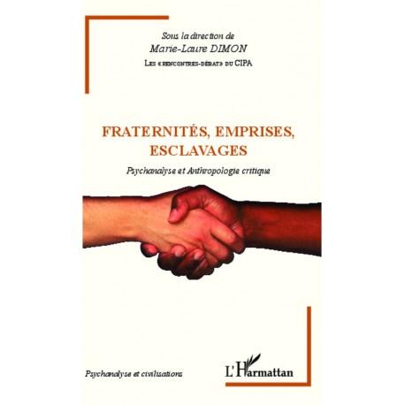 Fraternités, emprises, esclavages Recto