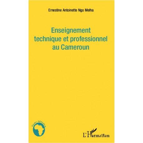 Enseignement technique et professionnel au Cameroun Recto