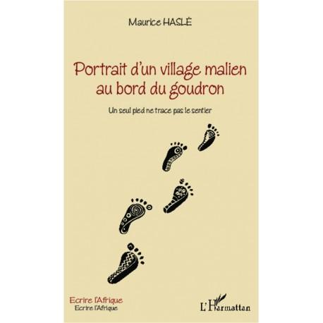 Portrait d'un village malien au bord du goudron Recto