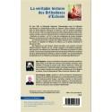 La véritable histoire des Orthodoxes d'Estonie Verso