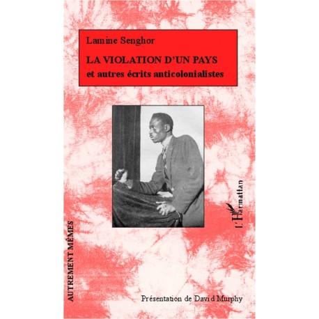 La violation d'un pays et autres écrits anticolonialistes Recto