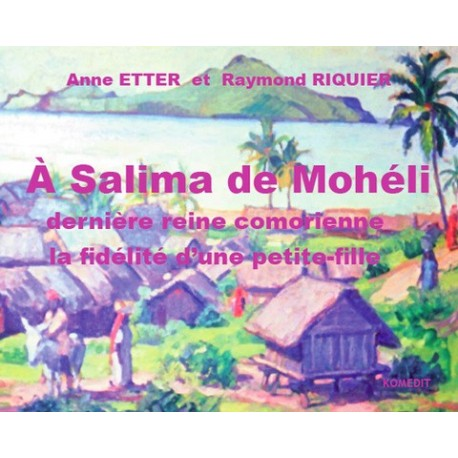 A Salima de Mohéli Recto