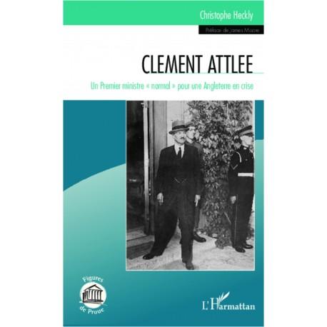 Clément Attlee Recto