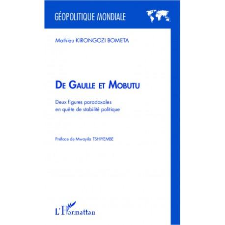 De Gaulle et Mobutu Recto
