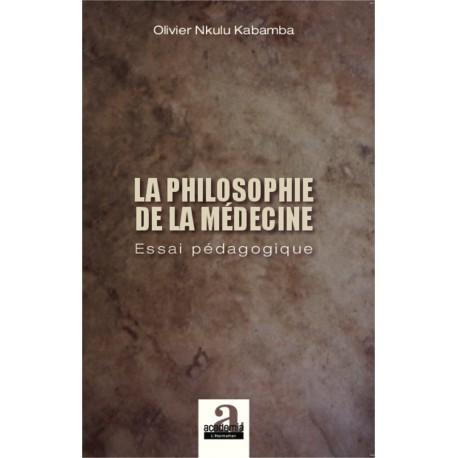 Philosophie de la médecine Recto