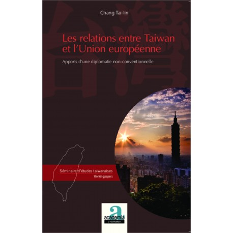 Les relations entre Taiwan et l'Union européenne Recto