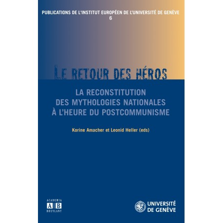 Le retour des héros Recto
