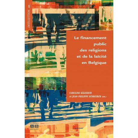 Le financement public des religions et de la laïcité en Belgique Recto