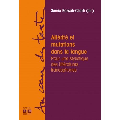 Altérité et mutations dans la langue Recto