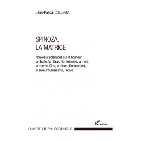 Spinoza, La matrice Recto